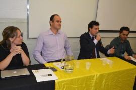 """""""Reduzir a maioridade penal é um erro"""", diz Cristiano em debate com universitários"""