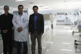 Durante inauguração de UTI Neonatal, Cristiano reafirma parceria com a Santa Casa de Alfenas