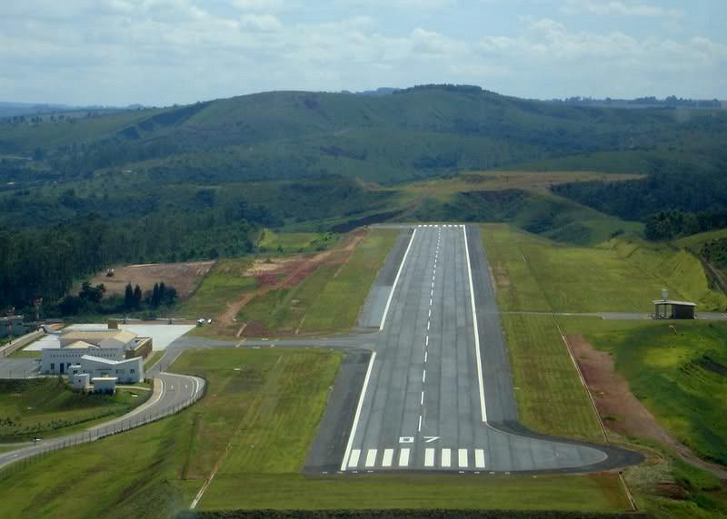 Aeroporto de Sao Joao Del Rei