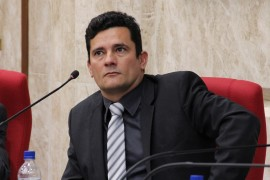 Assembleia Legislativa de MG nega título de cidadão honorário ao juiz Sérgio Moro