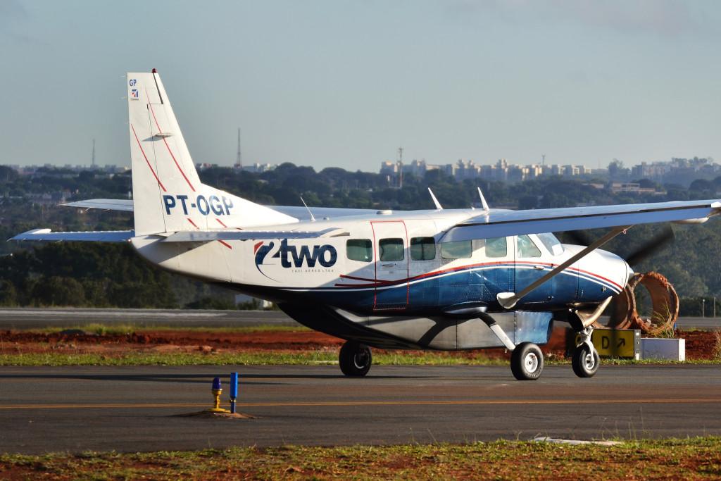 2two Taxi Aereo Cessna 208 Caravan