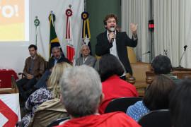 Labenert Ribeiro lança pré-candidatura à prefeitura de Santos Dumont