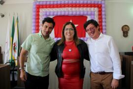Cristina Lopes é a pré-candidata do PT à Prefeitura de São João del-Rei