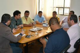 Cristiano Silveira visita municípios do Centro-Oeste para debater eleições 2016