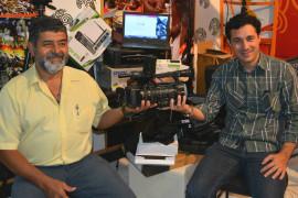 Divinópolis: Mundi é beneficiado com equipamentos de produção audiovisual