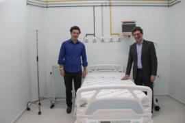 Hospital Nossa Senhora das Mercês inaugura nova UTI