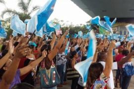 Servidores da educação que fizeram greve em 2015 não deverão ser penalizados