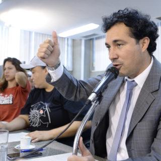 Governador Fernando Pimentel vai se reunir com representante de ocupações da RMBH