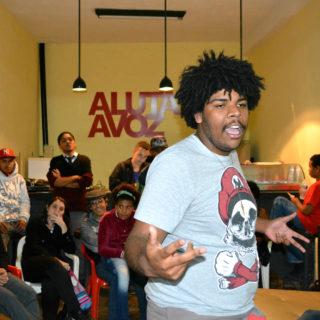 Cristiano Silveira participa de debate sobre juventude e cultura no Barreiro