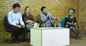 Deputados debatem segurança pública com estudantes de Ibirité