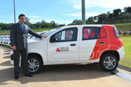Cristiano Silveira entrega veículos para área da saúde de sete municípios