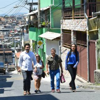 Moradores buscam apoio para construção de creche e UBS na Cabana