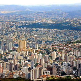 Belo Horizonte completa 121 anos!