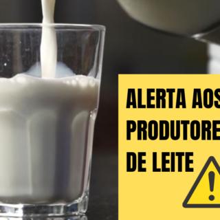 Deputado pede revisão de regra de importação de leite que prejudica produtores nacionais
