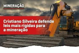 Deputado cobra leis mais rígidas para a mineração em Minas