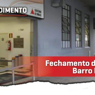 Fechamento da unidade UAI Barro Preto preocupa trabalhadores