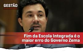 Zema acaba com escola integrada em Minas e prejudica 80 mil alunos