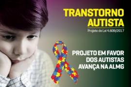 Projeto de atendimento prioritário para autistas avança na ALMG