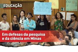 Cristiano defende medidas para evitar o sucateamento das universidades públicas de Minas