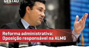 Oposição na ALMG aprova reforma administrativa de Romeu Zema