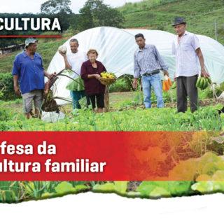 Cristiano Silveira cobra manutenção de programas para a agricultura familiar em Minas