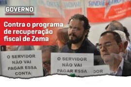 Cristiano Silveira questiona programa de recuperação fiscal do Governo Zema