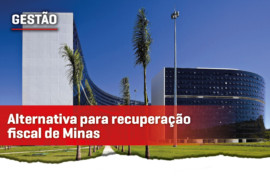Cristiano apresenta alternativas para recuperação fiscal do Estado de Minas Gerais