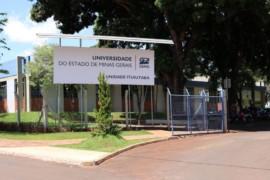 Cristiano solicita audiência pública para debater situação da UEMG-Ituiutaba