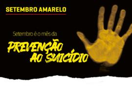 Setembro Amarelo: Precisamos de ações intensivas de prevenção ao suicídio