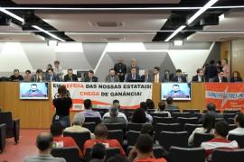 ALMG recebe deputados de Goiás que alertam: privatização da Cemig é um erro