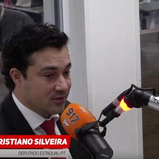 Cristiano Silveira fala sobre o futuro do PT em Minas e no Brasil