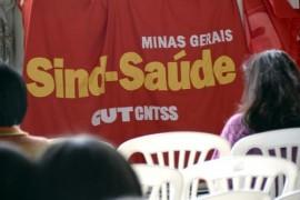ALMG homenageia 36 anos do SindSaúde