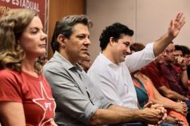 Cristiano Silveira toma posse como presidente do PT de Minas