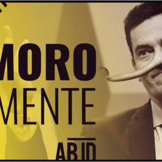 Cristiano critica atuação política de Moro em ato realizado em BH