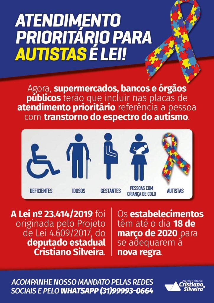 Cartaz autismo