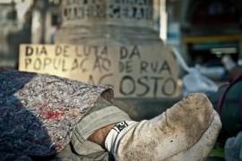 Aprovado projeto para garantir moradia à população em situação de rua