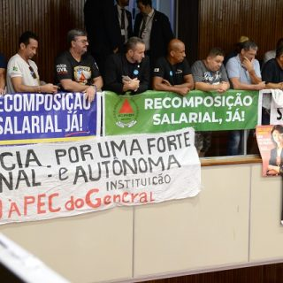 Aprovada recomposição salarial para todos os servidores públicos de Minas