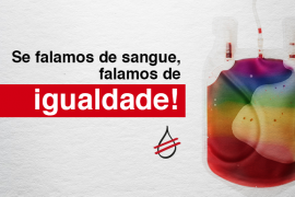 Hemominas adota novas regras e população LGBT pode realizar doação de sangue