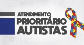 Atendimento prioritário para autistas em estabelecimentos públicos e privados