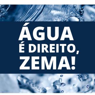 Governo Zema quer impedir que famílias em extrema pobreza tenham acesso à água