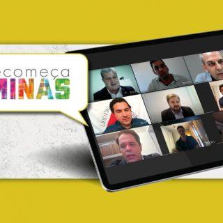 Recomeça Minas debate retomada econômica do Campo das Vertentes