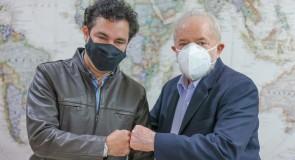 Cristiano se encontra com Lula para uma conversa sobre Minas e o Brasil