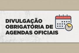 Projeto que obriga a divulgação diária de agendas oficiais do governador e secretários avança na ALMG