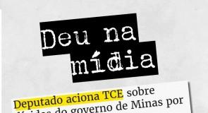 Deu na mídia: Jornais repercutem ação de Cristiano Silveira que cobra o pagamento de férias-prêmio aos servidores de Minas