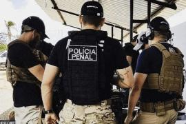 Cristiano cobra renovação dos contratos de policiais penais